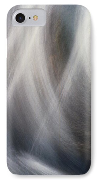 IPhone Case featuring the photograph Dancing Water by Kathy Bassett
