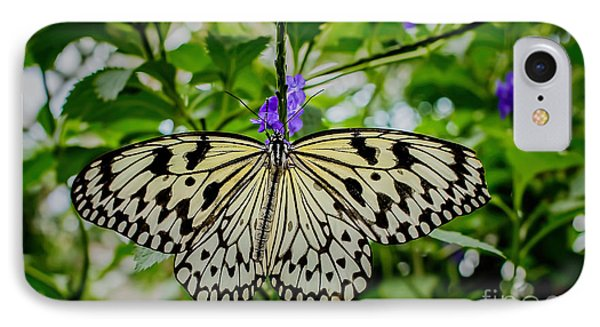 Dancing With Butterflies Phone Case by Jon Burch Photography