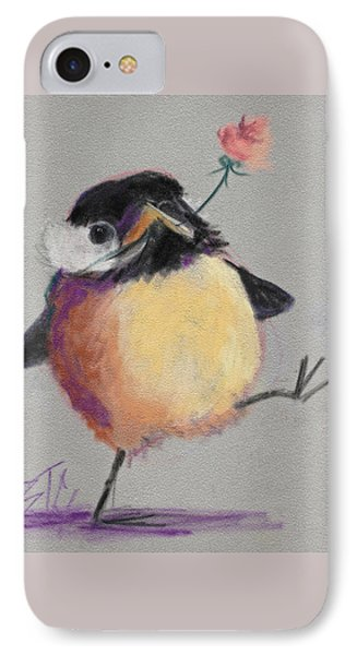 Dancing With Joy IPhone Case by Billie Colson