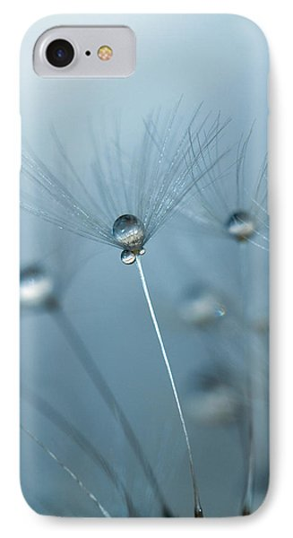 Dandelion - Standing Tall Phone Case by Rebecca Cozart