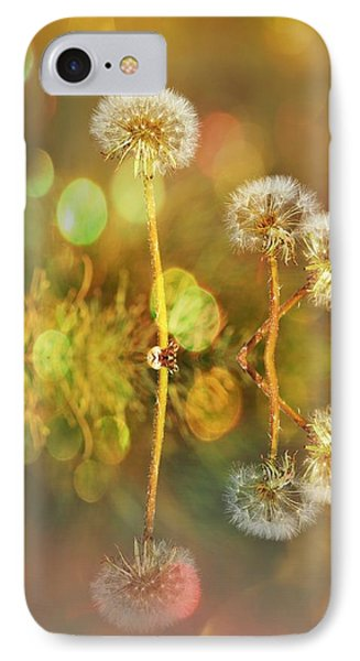 Dandelion Delight IPhone Case