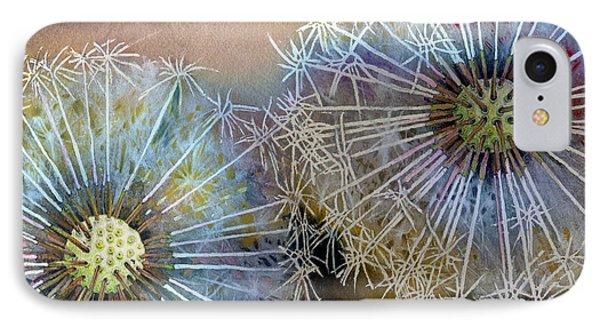 Dandelions Phone Case by John Christopher Bradley