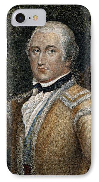 Daniel Morgan (1736-1802) IPhone Case