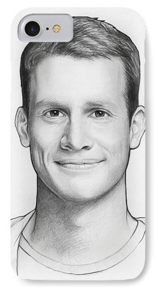 Daniel Tosh IPhone Case