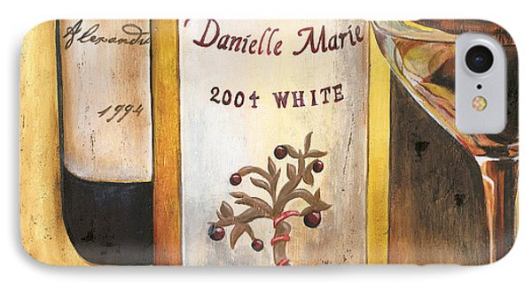 Danielle Marie 2004 IPhone Case by Debbie DeWitt
