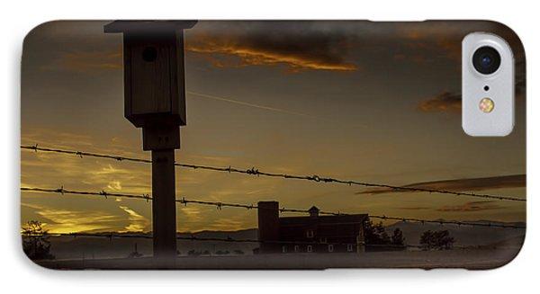Daniel's Dusk IPhone Case by Kristal Kraft