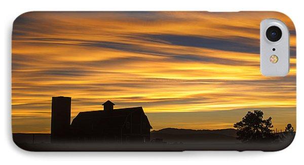 Daniel's Sunset IPhone Case by Kristal Kraft
