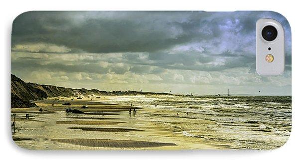 Danish West Coast Beach IPhone Case
