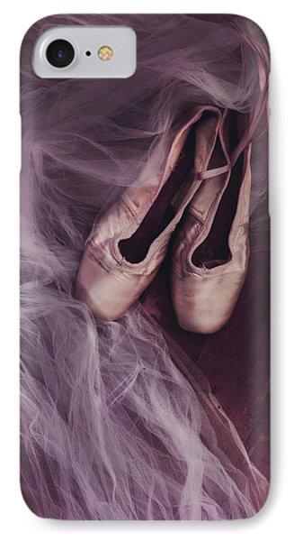 Danse Classique Phone Case by Priska Wettstein