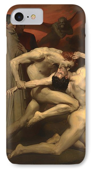 Dante And Virgil IPhone Case by Mountain Dreams