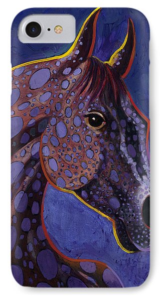 Dapple Grey IPhone Case by Bob Coonts