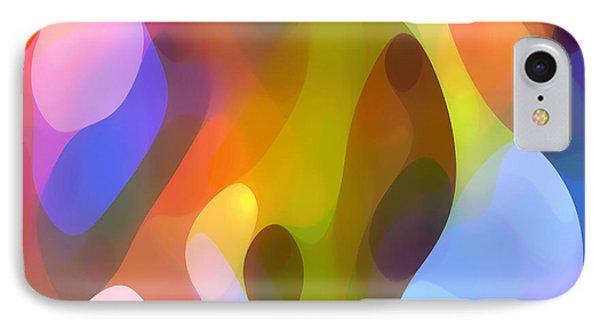 Dappled Art 8 IPhone Case by Amy Vangsgard