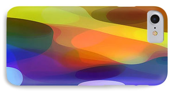 Dappled Light Panoramic 1 Phone Case by Amy Vangsgard