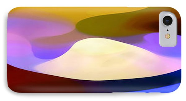 Dappled Light Panoramic 4 Phone Case by Amy Vangsgard