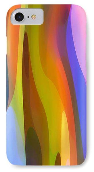 Dappled Light Panoramic Vertical 1 IPhone Case by Amy Vangsgard