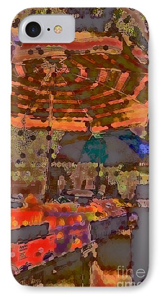 IPhone Case featuring the photograph Dappled Sun by Miriam Danar