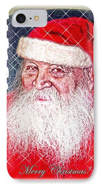 Darius Merry Christmas IPhone Case