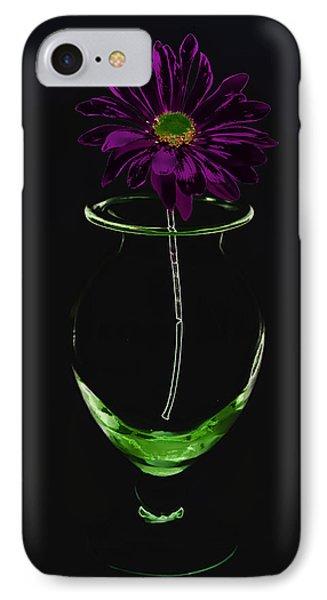 Dark Bloom IPhone Case
