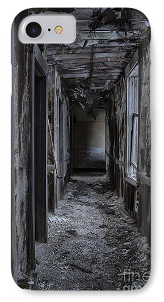 Dark Halls Phone Case by Margie Hurwich