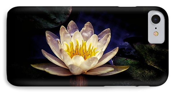 IPhone Case featuring the photograph Dark Lily by Beth Akerman
