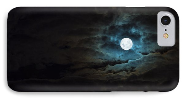 Dark Rising IPhone Case by Andrew Paranavitana