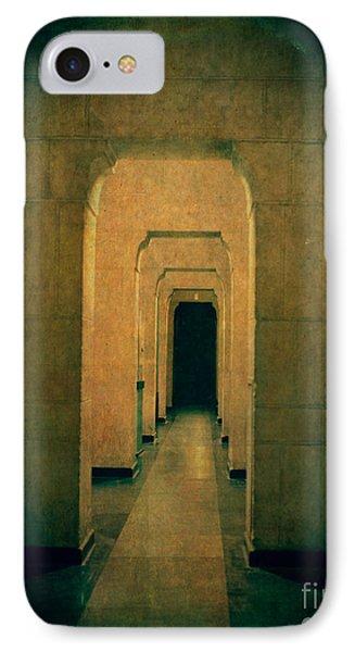 Dark Sinister Hallway IPhone Case
