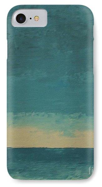 Dark Waters IPhone Case by Gail Kent