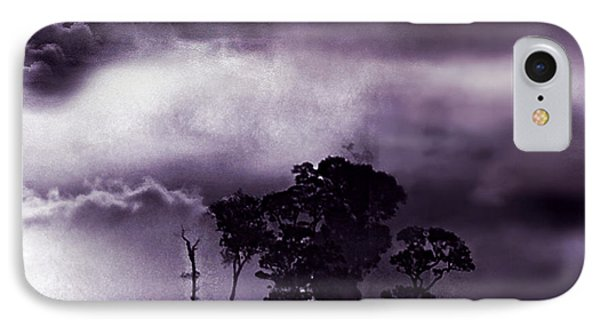 Dark World IPhone Case by Persephone Artworks