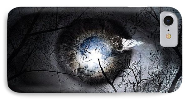 Darkness Falls Across The Land The IPhone Case