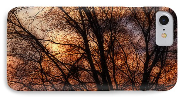 Darkness Falls IPhone Case by Mark Alder
