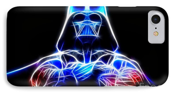 Darth Vader - The Force Be With You IPhone Case
