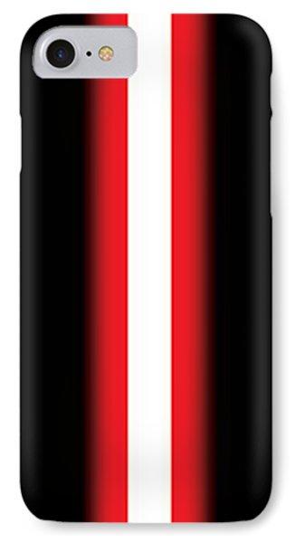 Darth Vader's Lightsaber IPhone Case by Nathan Shegrud
