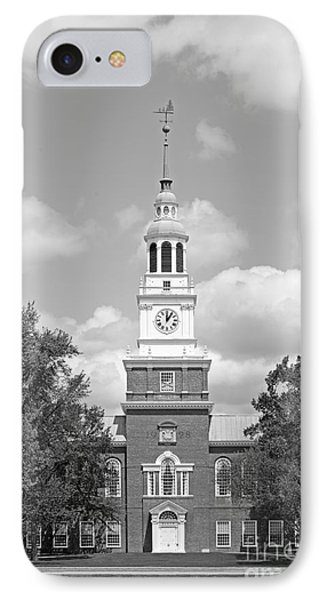 Dartmouth College Baker- Berry Library IPhone Case by University Icons