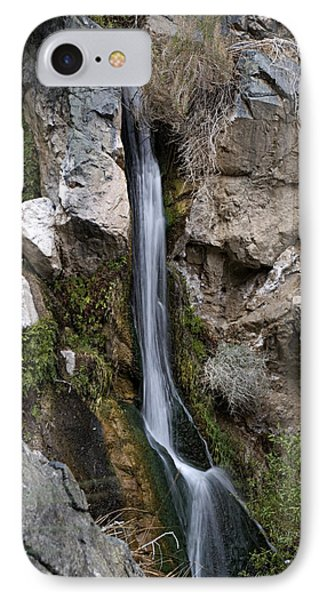 Darwin Falls IPhone Case by Joe Schofield