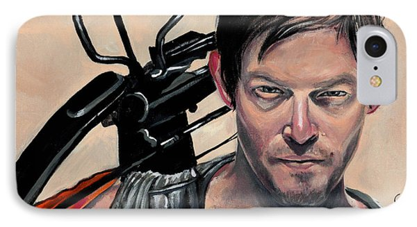 Daryl Dixon IPhone Case