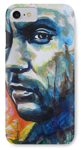 Dave Matthews IPhone Case by Chrisann Ellis