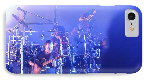 Dave Matthews Jamming In Tampa Flordia  IPhone Case by Aaron Martens
