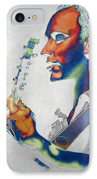 Dave Matthews IPhone Case by Joshua Morton