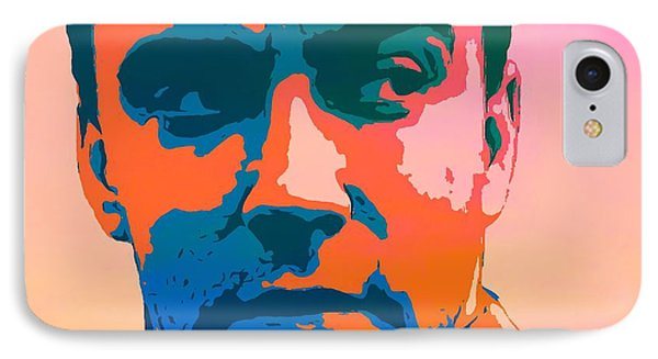 Dave Matthews Pop Art IPhone Case by Dan Sproul