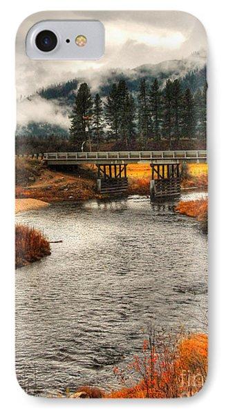IPhone Case featuring the photograph Daveys Bridge by Sam Rosen