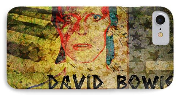 David Bowie IPhone Case