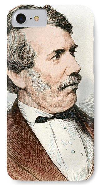 David Livingstone (1813-1873 IPhone Case