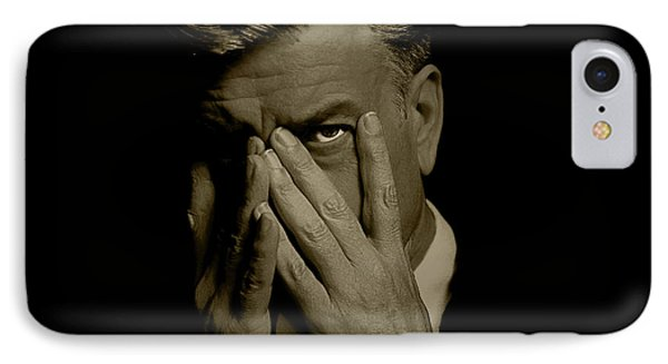 David Lynch Hands IPhone Case
