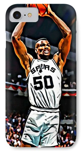 David Robinson IPhone Case