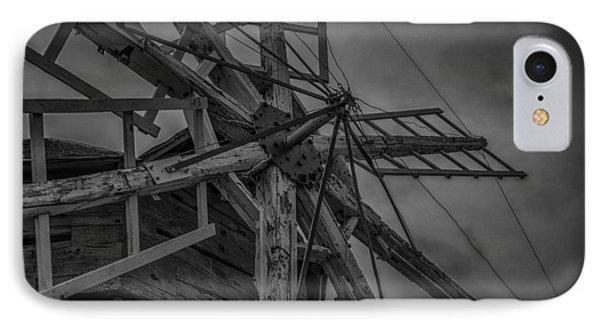 Davidson Windmill Phone Case by Paul Freidlund