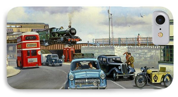 Dawlish Summer. IPhone Case by Mike  Jeffries