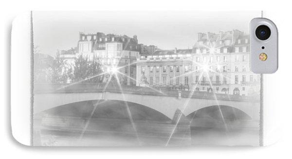Dawn Along The Seine IPhone Case
