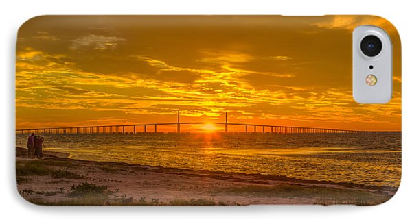 Dawn Arrives IPhone Case by Jane Luxton