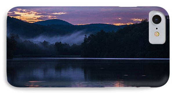 Dawn At Julian Price Lake IPhone Case