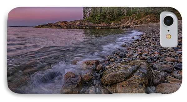 Little Hunter's Beach, Acadia National Park IPhone Case by Rick Berk